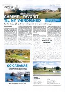 GOLFAVISEN Magazine