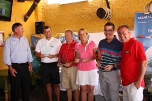 MANU SARABIA TROPHY - MIJAS GOLF CLUB - PRIZES GIVING