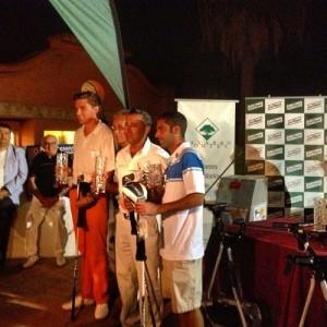 3º Equipo Amateur Ganador