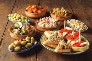 "Andalusian Gastronomy - Our famous little ""tapas"""
