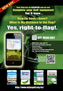Mijas Golf - Nueva App - New App