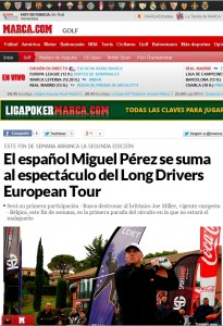 LONG DRIVERS EUROPEAN TOUR - MIJAS GOLF