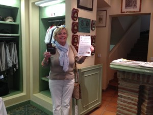 Hole in One - Mrs. Ans Van Heertum - Hoyo en Uno