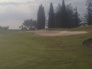 Los Olivos - Bunker