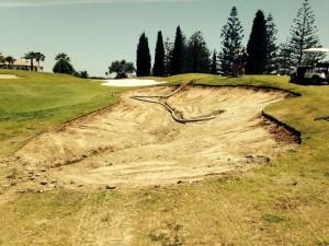 Mijas Golf Club - Los Olivos - Bunkers