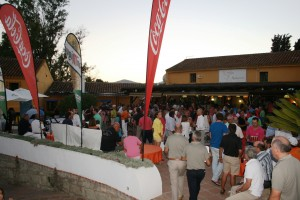 ENTREGA DE PREMIOS - PRIZES GIVING - MIJAS GOLF CLUB - II PROAM FELIPE PEREZ