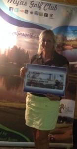 Maggie Welch - 1 abono anual Vip 2015 para Mijas Golf - 1 unlimited Vip 2015 membership for Mijas Golf