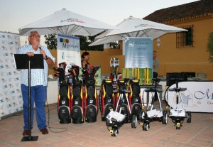LORENZO PEREZ - MIJAS GOLF CLUB DIRECTOR