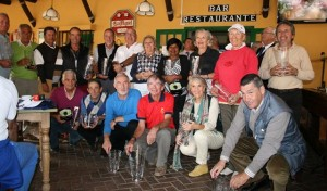 FINAL CIRCUITO SENIOR - DE ANDALUCIA - FINAL MATCH OF THE SENIOR GOLF TOUR