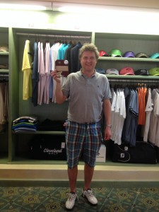 Mr. Knud Nerell - Hole in One - Lagos