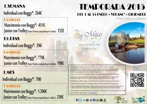 CD ABONOS DE TEMP BAJA-MITAD ENERO+COCHE 2015
