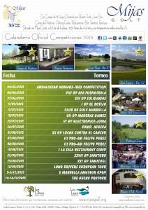 Calendario CompeticionesESP