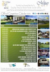 Calendario competicionesING