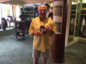 Mr. Lamaniere - Hoyo en Uno - Hole in One - at Mijas Golf Club