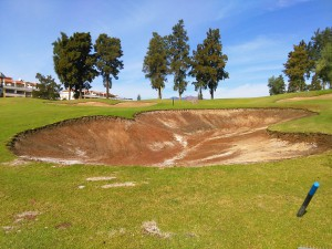 Mijas Golf Club - Bunker - Los Olivos - Hoyo 11 - 11th Hole