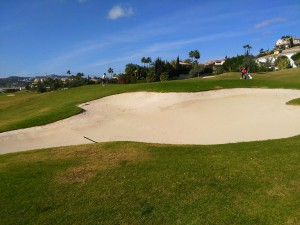 Mijas Golf Club - Los Olivos - Hoyo 1 - First Hole