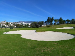 Mijas Golf Club - Los Olivos - Hoyo 7 - 7th Hole