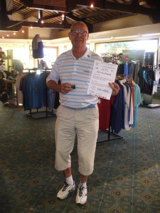 Mijas Golf - Hoyo en 1 - Hole in One - Mr. Timo Lemola