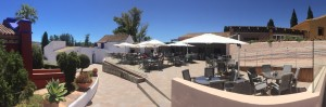 MIJAS GOLF CLUB - RESTAURANTE - RESTAURANT - EXTERIOR - OUTSIDE