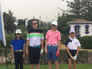 Mijas Golf Club - European Junior Golf Tour - The Race to Spain.