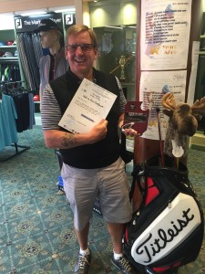 Mr. McKelvey - Mijas Golf - Los Olivos - Hoyo en Uno - Hole in One