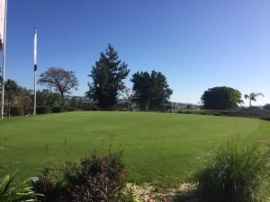 Mijas Golf Club - Zona de Prácticas Recuperada - Recovred Practice Area