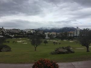 Nieve en Mijas - Snow in Mijas