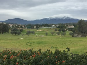 Unusual Landscape from Mijas Golf - Paisaje excepcional en Mijas Golf