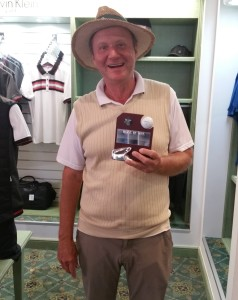 Mr. Alenius Eero - Mijas Golf Club