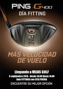 PING - DÍA DEMO - FITTING DAY